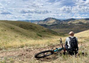 Adam Mattis: Mountain Biking