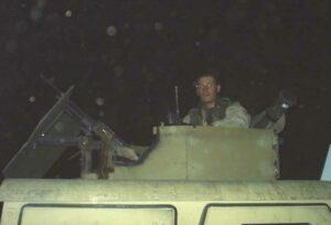 Adam Mattis in Baghdad