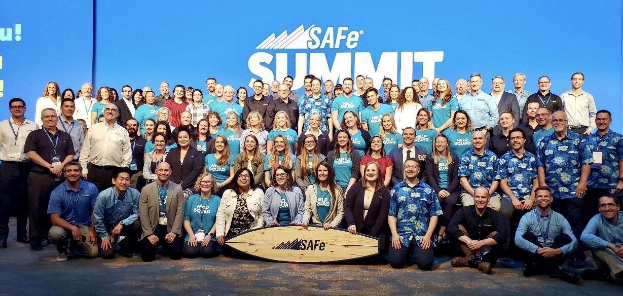 Adam Mattis SAFe Summit