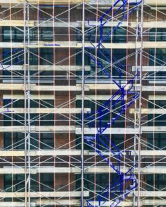 Scaled scaffolding