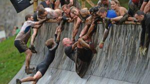 Adam Mattis: Tough Mudder